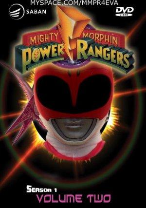 Mighty Morphin Power Rangers 465x662