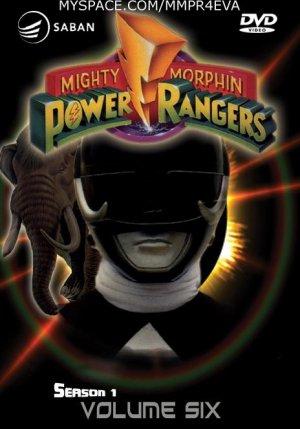 Mighty Morphin Power Rangers 464x663
