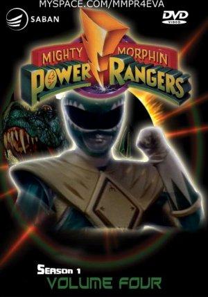 Mighty Morphin Power Rangers 465x665