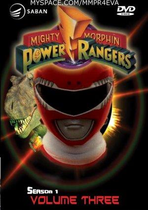 Mighty Morphin Power Rangers 468x663