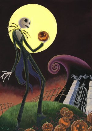The Nightmare Before Christmas 1046x1484