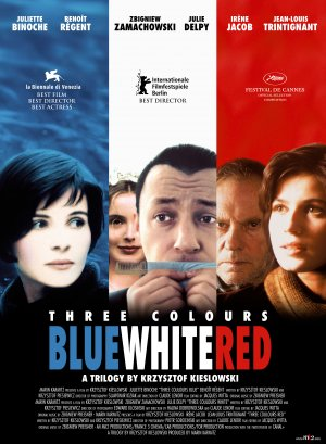 Drei Farben - Blau 3084x4200