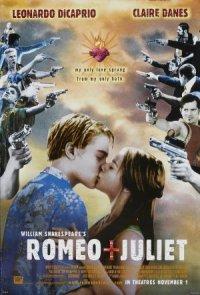 Romeo + Giulietta di William Shakespeare poster