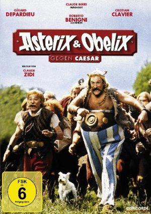 Astérix & Obélix contre César 453x640