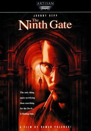 The Ninth Gate 700x1000