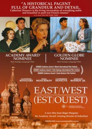 Est-Ouest - Eine Liebe in Rußland 580x815