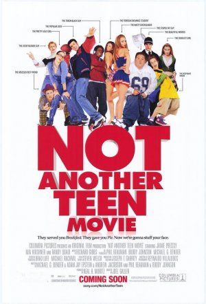 Not Another Teen Movie 580x855