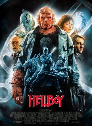Hellboy 3646x5000