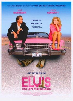 Elvis Has Left the Building 580x809