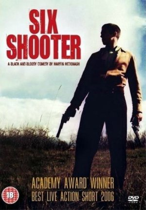 Six Shooter Cover