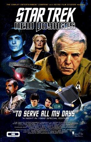 Star Trek: New Voyages 3235x5000