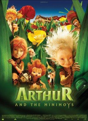 Arthur und die Minimoys 1000x1370