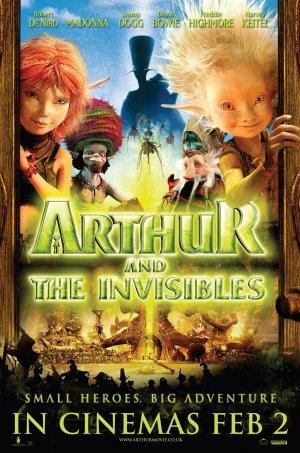 Arthur und die Minimoys 879x1327