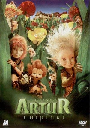 Arthur und die Minimoys 951x1342
