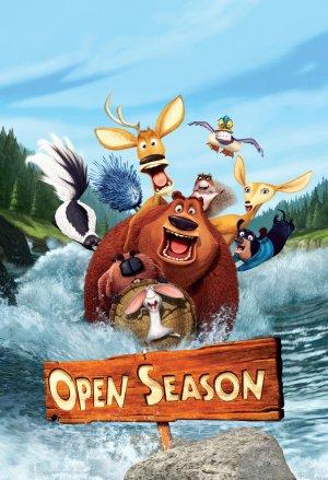 Open Season 2700x3955