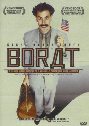 Borat: Cultural Learnings of America for Make Benefit Glorious Nation of Kazakhstan 1333x1890