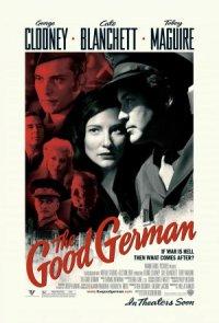 The Good German poster