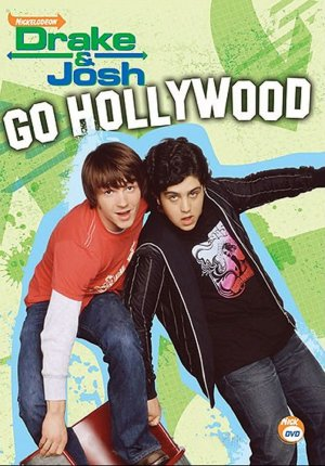 Drake and Josh Go Hollywood Cover