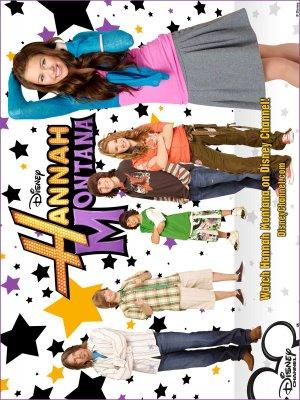 Hannah Montana 1874x2500