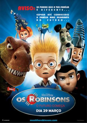 Meet the Robinsons 352x500
