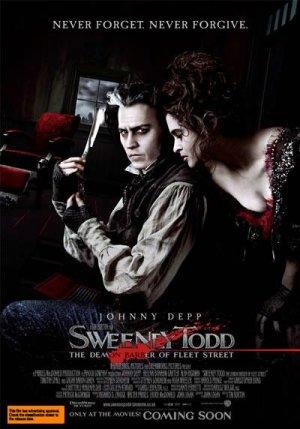 Sweeney Todd: The Demon Barber of Fleet Street 400x572