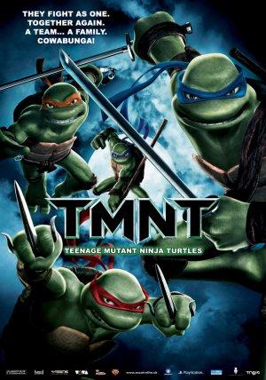 Teenage Mutant Ninja Turtles 827x1181