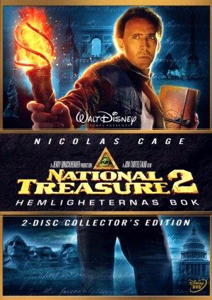 National Treasure: Book of Secrets 1520x2155