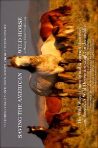 Saving the American Wild Horse poster