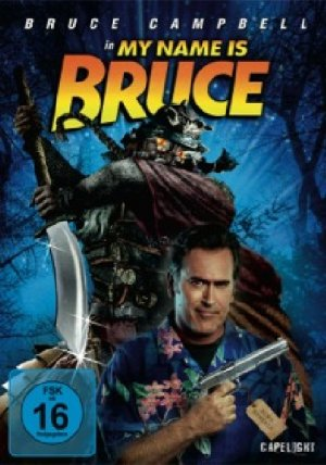 My Name Is Bruce 421x600