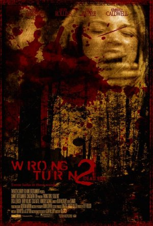 Wrong Turn 2: Dead End 550x814