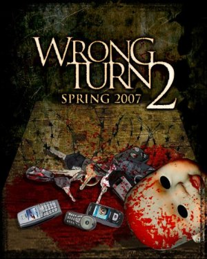 Wrong Turn 2: Dead End 436x545
