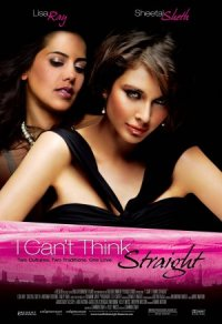 I Can't Think Straight poster
