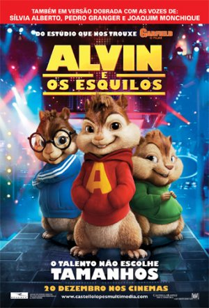 Alvin and the Chipmunks 339x500