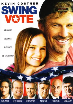 Swing Vote Dvd cover