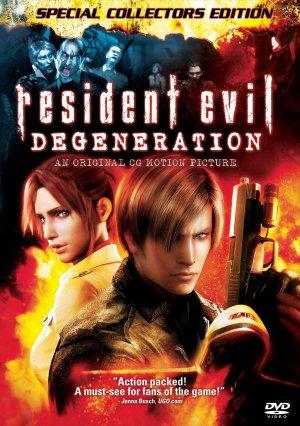 Resident Evil - Degeneration 1531x2175