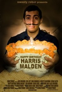 Happy Birthday, Harris Malden poster