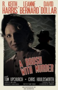 A Brush with Murder poster