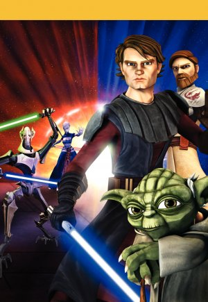 Star Wars: The Clone Wars 1567x2271