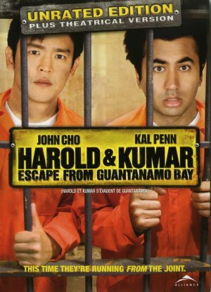 Harold & Kumar Escape from Guantanamo Bay 722x1000