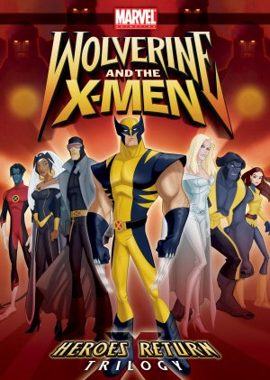 Wolverine and the X-Men 1612x2261