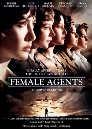 Female Agents - Geheimkommando Phoenix 1183x1656