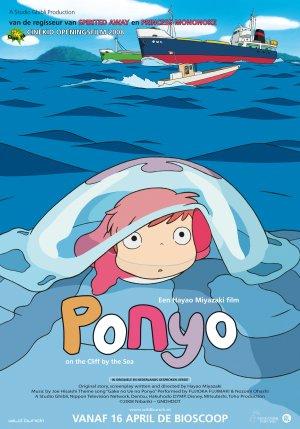 Ponyo en el acantilado 1984x2835