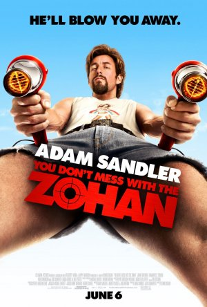 You Don't Mess with the Zohan 1013x1500