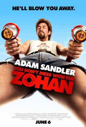 Zohan - Tutte le donne vengono al pettine 1013x1500