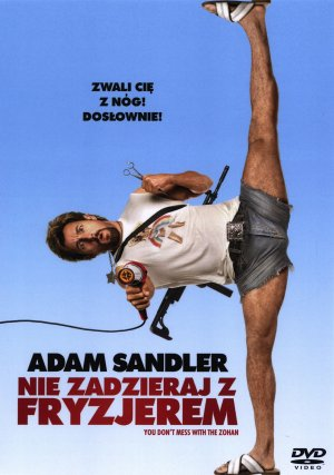 You Don't Mess with the Zohan 1527x2175