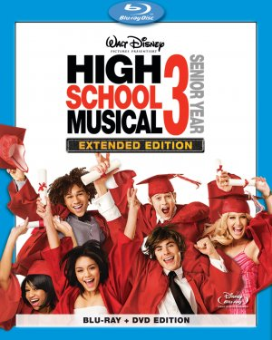 High School Musical 3: Senior Year 1609x2010