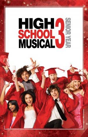 High School Musical 3: Senior Year 3225x5000