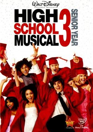 High School Musical 3: Senior Year 1536x2175