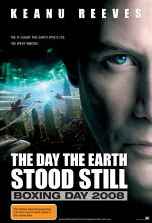 The Day the Earth Stood Still 315x462