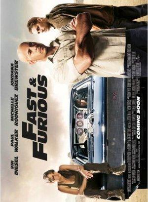 Fast & Furious 468x638